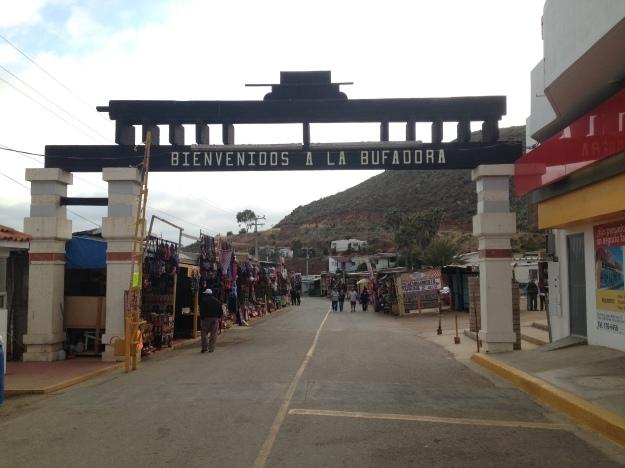 La Bufadora in Ensenada