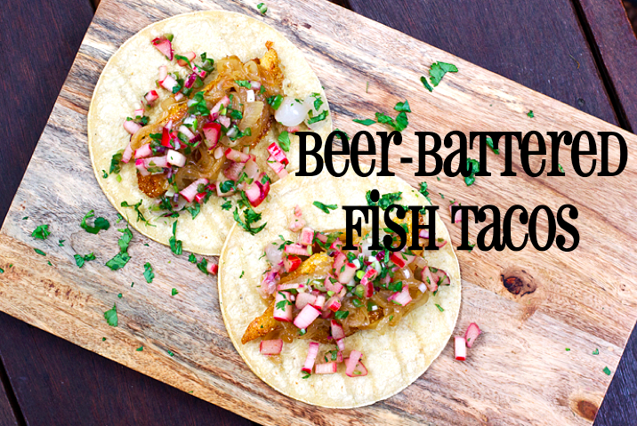 Recipe beer battered fish tacos discover baja travel club for Beer battered fish tacos recipe