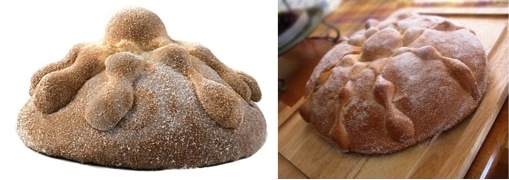 pan de muerto - www.discoverbaja.wordpress.com