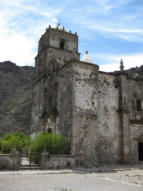 San Javier in 2009. Photo by David Kier.