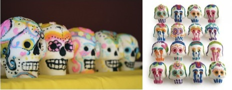 sugar skulls - www.discoverbaja.wordpress.com