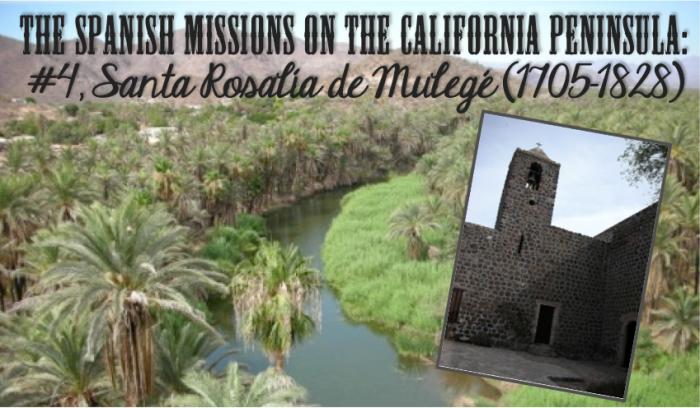 Mulegeé Mission - www.discoverbaja.wordpress.com