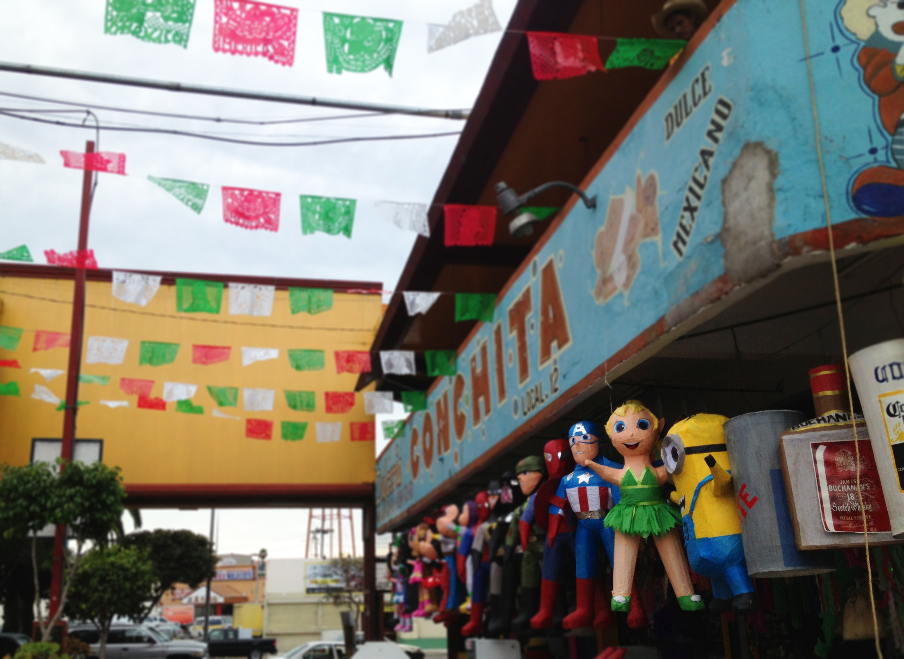 Mercado Hidalgo In Tijuana Discover Baja Travel Club