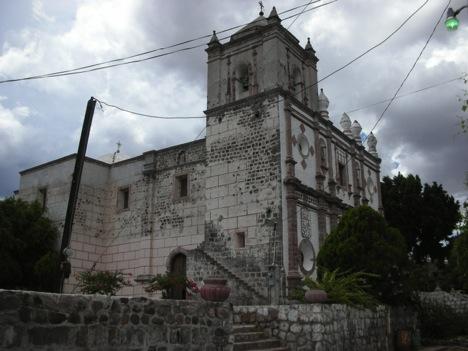San Ignacio Mission in 2007. Photo by David Kier.