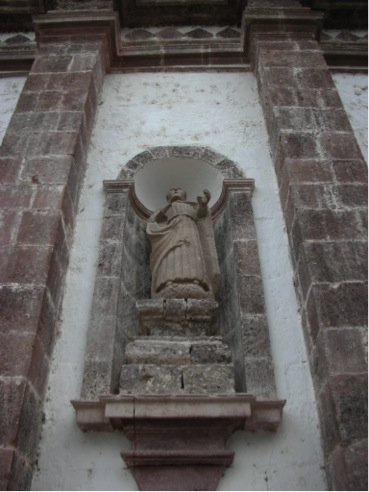 San Ignacio Mission in 2007. Photo by David Kier.