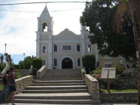San José del Cabo church by David Kier in 2012.