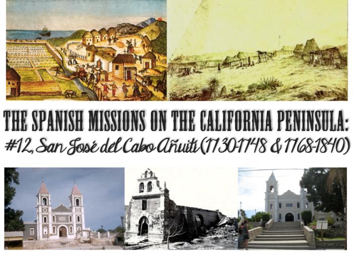 San Jose del Cabo Mission, Baja California - www.discoverbaja.wordpress.com