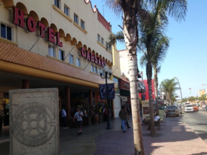 Caesar's Tijuana - www.discoverbaja.wordpress.com