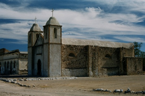 San Luis Gonzaga by Jack Swords in 2002 .