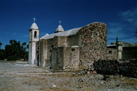 San Luis Gonzaga by Jack Swords in 2002.