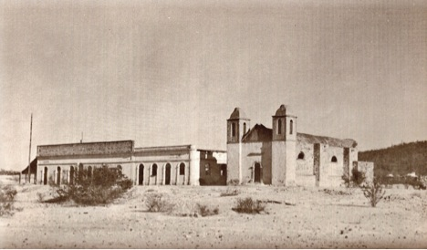 San Luis Gonzaga by Howard Gulick in 1951.
