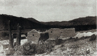 1926 G.W. Hendry photo of San Fernando