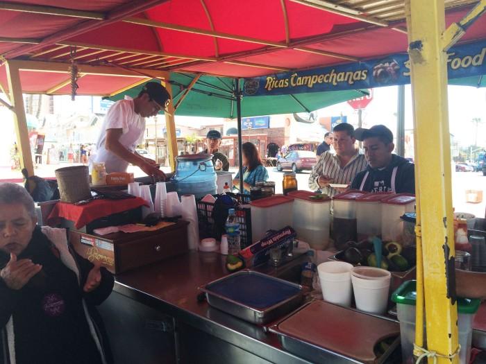 Le Guerrerense, Ensenada Baja - www.discoverbaja.com